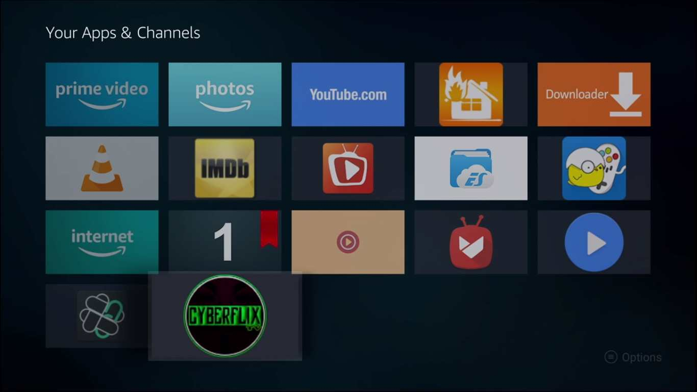 Cyberflix TV App Download For Android, Firestick, PC